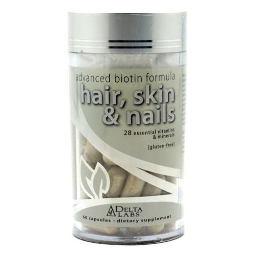 Delta Labs Hair, Skin & Nails
