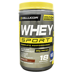 Cellucor Whey Sport - Chocolate - 18 Servings - 810390027842