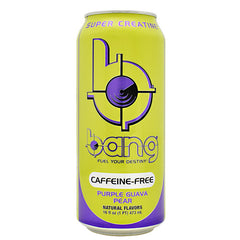 VPX Caffeine Free Bang - Purple Guava Pear - 12 ea - 610764870216