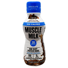 Cytosport 100 Calorie Muscle Milk RTD - Chocolate - 12 Servings - 876063006002