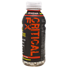 Train Naked Labs Critical FX - Citric Crush - 12 Servings - 10856675002156