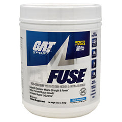 GAT JetFUSE - Blue Raspberry - 30 Servings - 816170021116