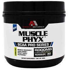 American Metabolix BCAA Pro Series Musckephyx - Lemon Lime - 30 Servings - 030915180504