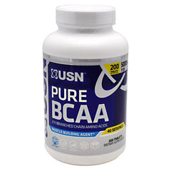 Usn Pure BCAA - 200 Tablets - 6009544905929
