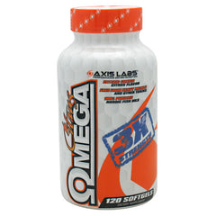 Axis Labs Citrus Omega - 120 Softgels - 689076955003