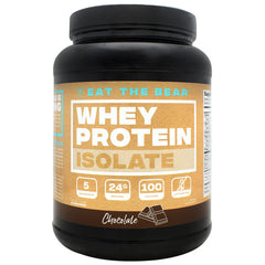 Eat The Bear Whey Protein Isolate - Chocolate - 25 Servings - 793573093370