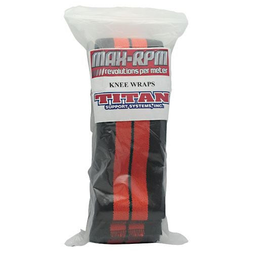 Titan Support Systems Max-RPM Knee Wraps