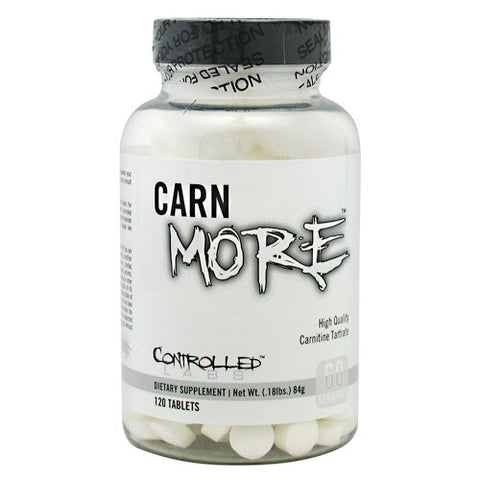 Controlled Labs CARNmore - 120 Tablets - 856422005075