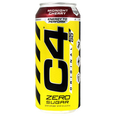 Cellucor Original C4 On the Go - Midnight Cherry - 12 Cans - 842595111101