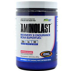Gaspari Nutrition Amino Last - Watermelon Blast - 30 Servings - 646511008403