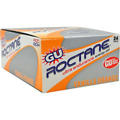 GU Energy Roctane Energy Gel - Vanilla Orange - 24 ea - 769493205025