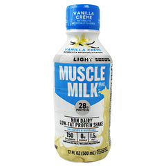Cytosport Muscle Milk Light RTD - Vanilla Creme - 12 Bottles - 876063000192