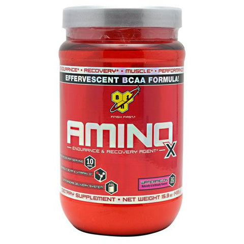 BSN Amino X - Watermelon - 30 Servings - 834266003266