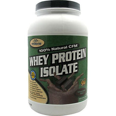 Integrated Supplements CFM Whey Protein Isolate - Chocolate Mint - 2 lb - 876207000071
