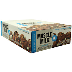 CytoSport Blue Muscle Milk Bar - Rocky Road - 12 Bars - 660726525180