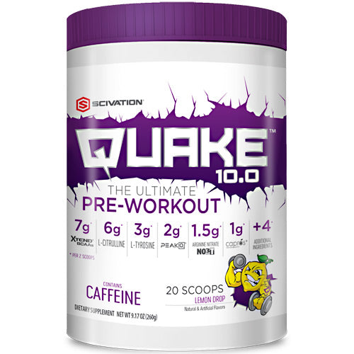Scivation Quake 10.0