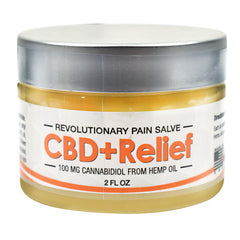 Axis Labs CBD+Relief - 2 fl oz - 735548391012