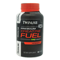 TwinLab Strength Creatine Fuel - 60 Capsules - 027434005913
