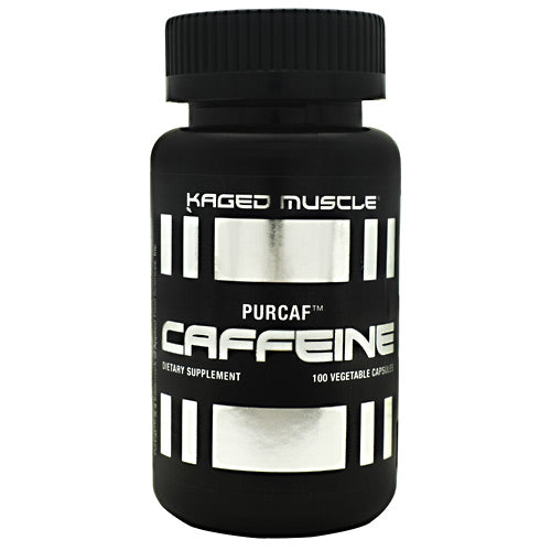 Kaged Muscle Purcaf Caffeine