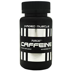 Kaged Muscle Purcaf Caffeine - 100 Capsules - 013189942085