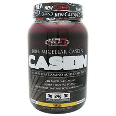 4 Dimension Nutrition Casein - Vanilla - 2 lb - 856036003184