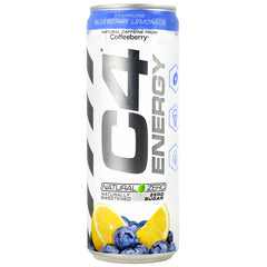 Cellucor C4 Energy RTD - Sparkling Blueberry Lemonade - 12 Cans - 842595112795