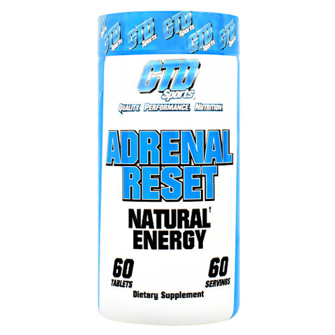 CTD Labs Adrenal Reset - 60 Tablets - 094922071569