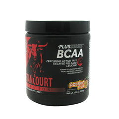 Betancourt Nutrition Plus Series BCAA - Passion Fruit - 10 oz - 857487004850