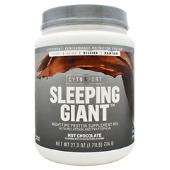 Cytosport Sleeping Giant - Hot Chocolate - 18 Servings - 660726791400