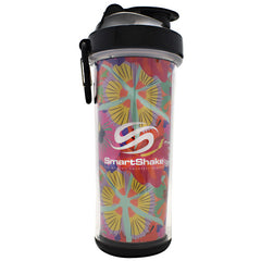 Smart Shake Double Wall Shaker Cup - Tropical Red - 25 oz - 7350057184349