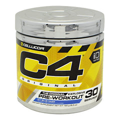 Cellucor iD Series C4 - Icy Blue Razz - 30 Servings - 810390028405