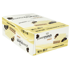 Power Crunch Power Crunch - Cookies and Creme - 5 Bars - 644225730054