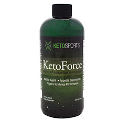 KetoSports KetoForce - 16 fl oz - 733428008029