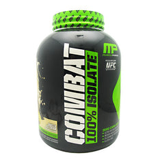 MusclePharm Hybrid Series Combat 100% Isolate - Vanilla Ice Cream - 5 lb - 856737003131