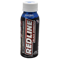VPX Redline Redline Black Diamond - Blue Razz - 12 Bottles - 610764015037