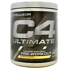 Cellucor iD Series C4 Ultimate - Orange Mango - 40 Servings - 810390029860