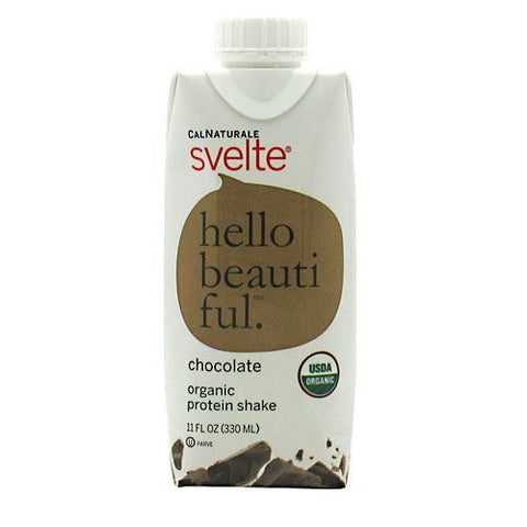 Calnaturale Svelte - Chocolate - 11 fl oz - 035844148021