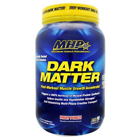 MHP Dark Matter - Fruit Punch - 20 Servings - 666222008769