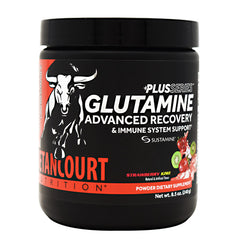 Betancourt Nutrition Glutamine - Strawberry Kiwi - 30 Servings - 857487004515