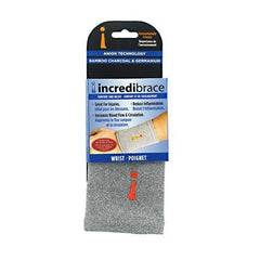 Incrediwear Incredibrace Wrist Brace With Germanium - L - 1 ea - 858349003455