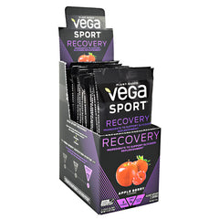 Vega Sport Recovery - Apple Berry - 12 ea - 838766009117