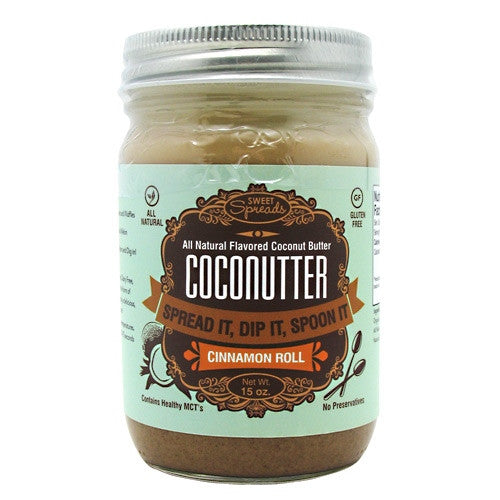 Sweet Spreads CocoNutter