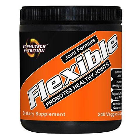 Formutech Nutrition Flexible Joint Formula - 240 Capsules - 793573908841