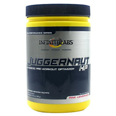 Infinite Labs High Performance Series Juggernaut HP - Pink Lemonade - 60 Servings - 753182677330