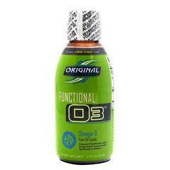 Original Nutritionals Functional Omega-3 - 6.75 fl oz - 793573065506
