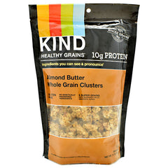 Kind Snacks Healthy Grains Whole Grain Clusters - Almond Butter - 11 oz - 602652259432