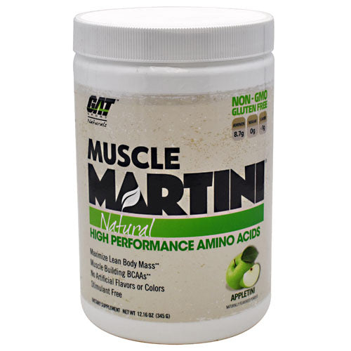 GAT Natural Muscle Martini