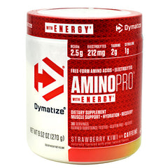 Dymatize Energy AminoPro - Strawberry Kiwi - 30 Servings - 705016180202