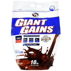 VPX Giant Gains - Chocolate Rush - 10 lb - 610764821249