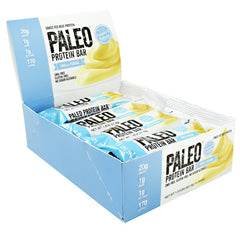 Julian Bakery Paleo  Protein Bar - Vanilla Pudding - 12 Bars - 813926003372
